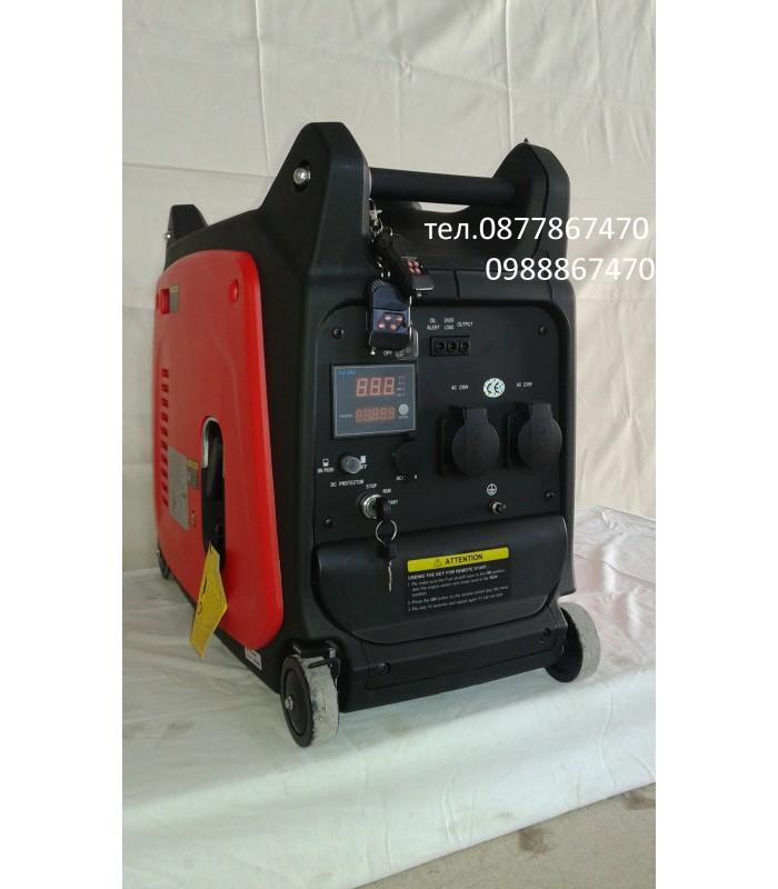 Инверторен генератор x 2.6 KW