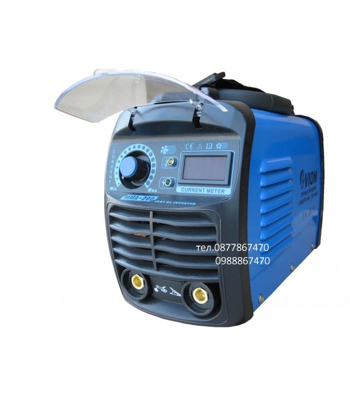 Инверторен електрожен MMA 200-M6