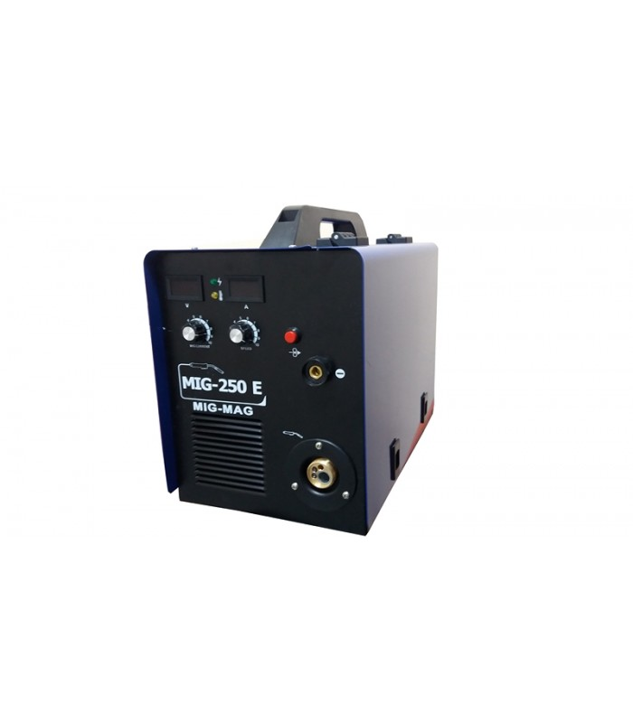 Телоподаващ апарат MIG 250Е с дигитални дисплеи