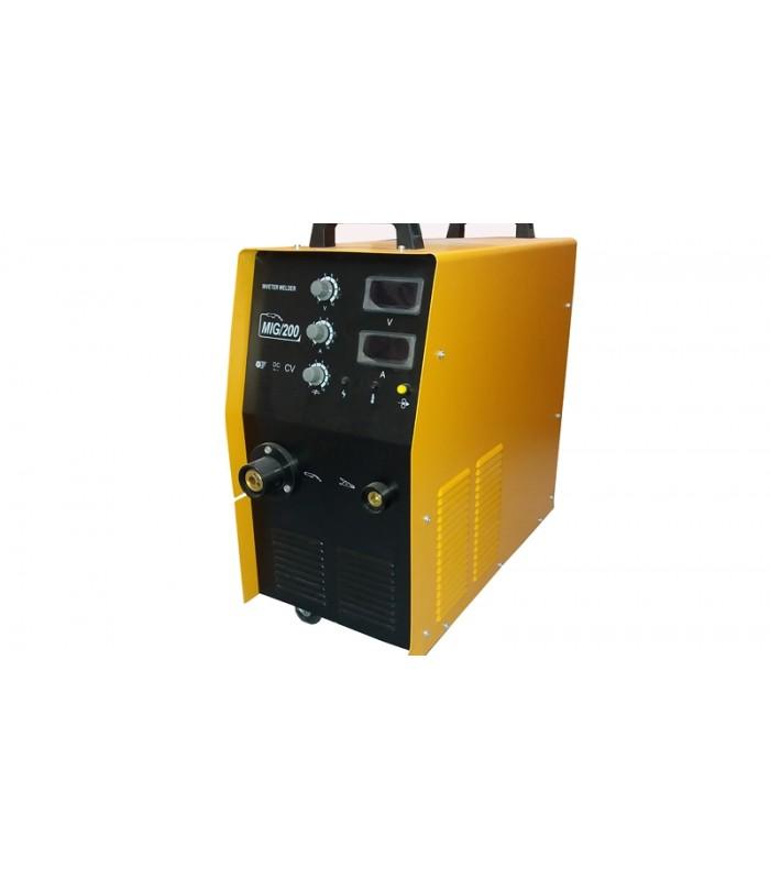 Телоподаващ апарат MIG200I с дигитални дисплеи
