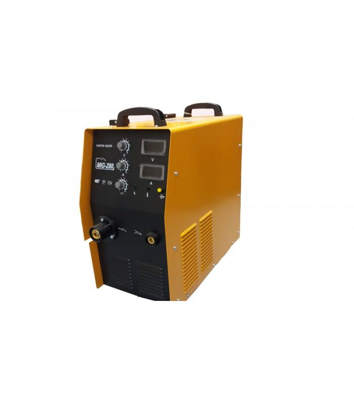 Телоподаващ апарат MIG280I с дигитални дисплеи трифазен