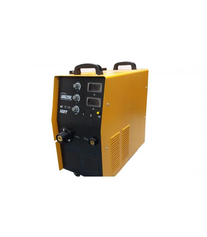 Телоподаващ апарат MIG250I с дигитални дисплеи трифазен
