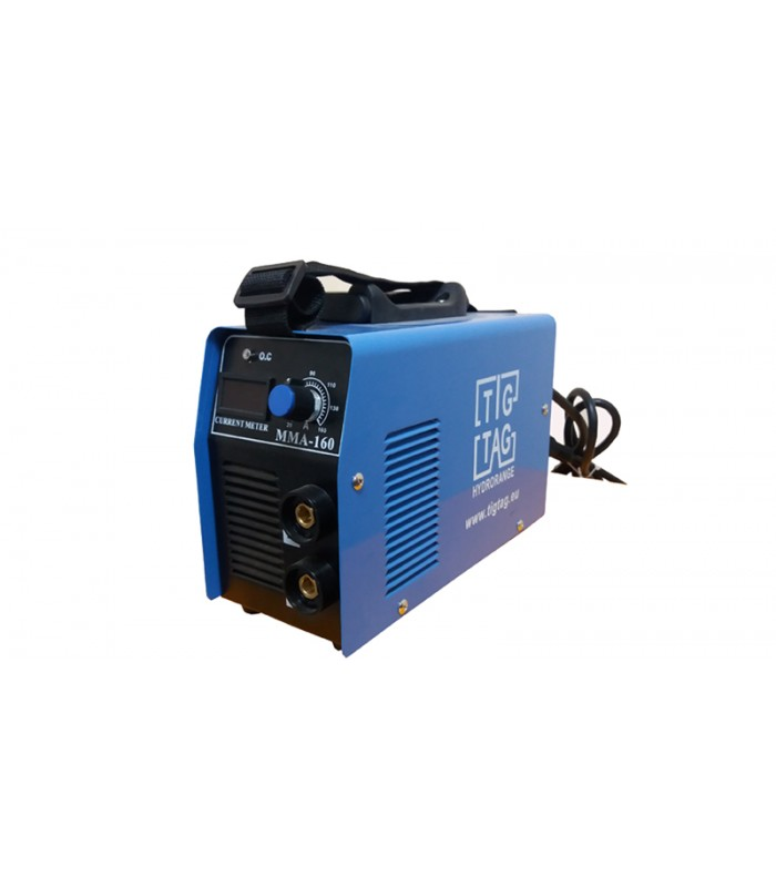 Инверторен електрожен ММА-160 с дигитален дисплей