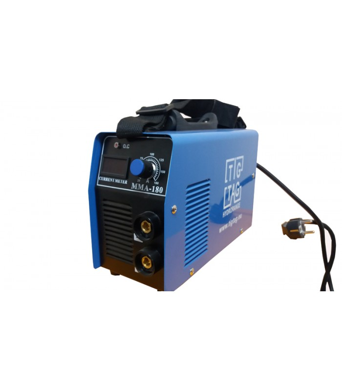 Инверторен електрожен ММА-180 с дигитален дисплей