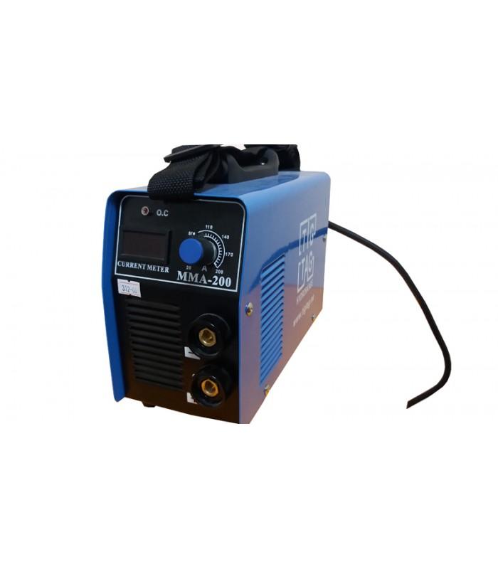 Инверторен електрожен ММА-200 с дигитален дисплей