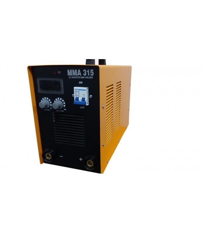 Инверторен електрожен ММА 315A с дигитален дисплей