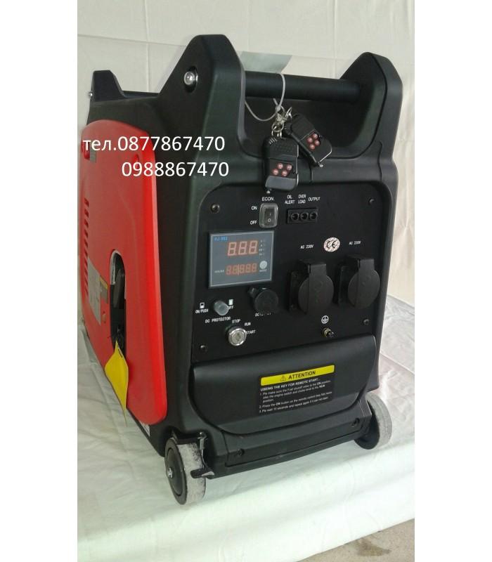 Инверторен генератор x 3.5 KW д