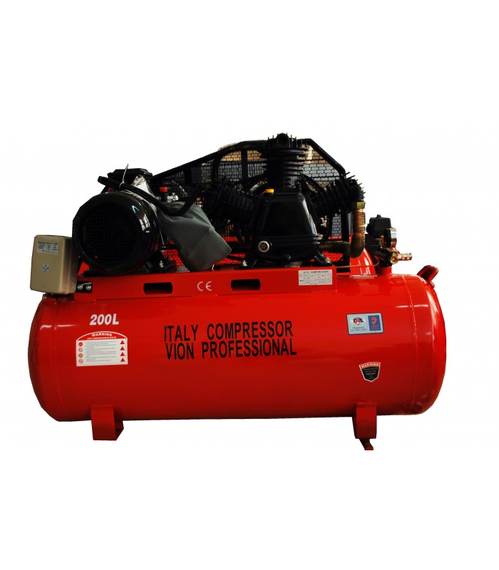 Компресор за въздух 200 литра