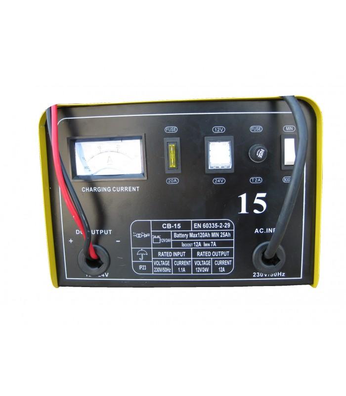 Зарядно за акумулатор - 15